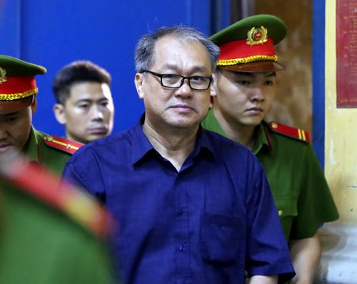 Ông Phạm Công Danh. Ảnh: Quỳnh Nguyễn.
