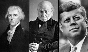 Những tổng thống thiên tài của Mỹ