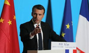 Macron: Con đường Tơ lụa mới không thể là đường một chiều