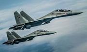Ấn Độ điều 4 tiêm kích Su-30 đến gần biên giới Trung Quốc