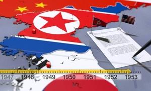 Chiến tranh liên Triều gần 70 năm trước diễn ra như thế nào