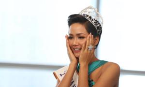 Hoa hậu H'Hen Niê hát 'H'Zen lên rẫy'