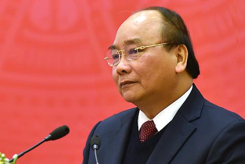 Thủ tướng yêu cầu cán bộ phải gần dân, làm tốt công tác tiếp dân. Ảnh: VGP