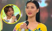 Khán giả choáng với giọng hát của Thu Trang và cô gái xinh đẹp