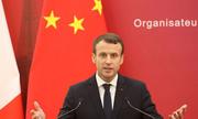Tổng thống Macron tập nói tiếng Trung gây sốt mạng