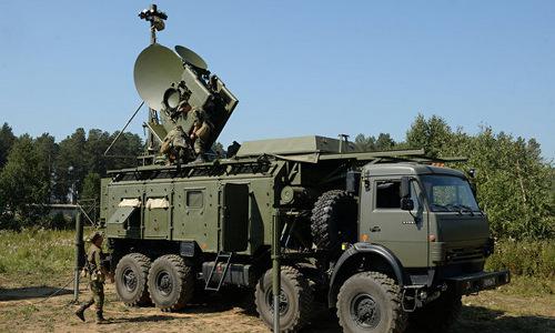 Một tổ hợp radar có khả năng phát hiện các mối đe dọa từ UAV của Nga. Ảnh minh họa:Sputnik.