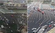 Phân làn kiểu Trung Quốc thế này có làm giảm tắc đường Việt Nam?