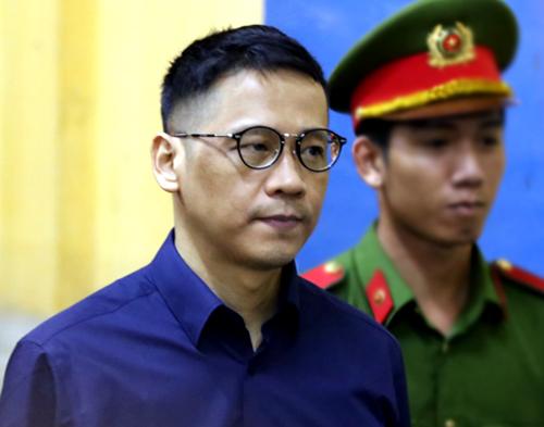 Nguyên Tổng giám đốc VNCB Phan Thành Mai. Ảnh: Quỳnh Trần.