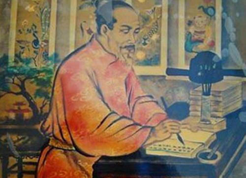Nhà bác học nổi tiếng thời Nguyễn.