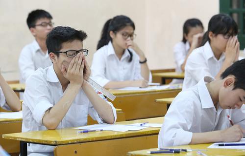 Quy chế tuyển sinh vào lớp 10 THPT có thể không còn quy định cộng điểm khuyến khích. Ảnh minh hoạ: Ngọc Thành.