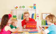 Chọn trường học tiếng Anh cho trẻ mầm non