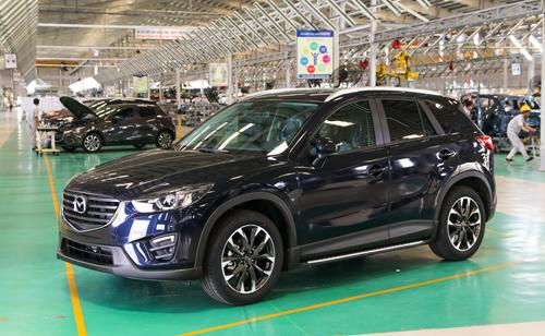 Cuộc rượt đuổi chính sách của ngành ôtô Việt Nam