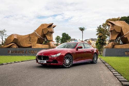 Các mẫu xe của Maserati đã và đang đem tinh hoa phong cách Italylàm sống động thêm phong cách chơi xe của người Việt.