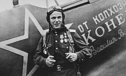 Phi công Liên Xô từng bắn hạ máy bay Mỹ trong Thế chiến II