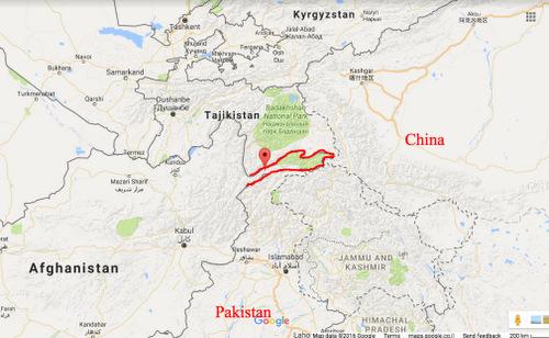Trung Quốc bỏ tiền xây căn cứ cho quân đội Afghanistan