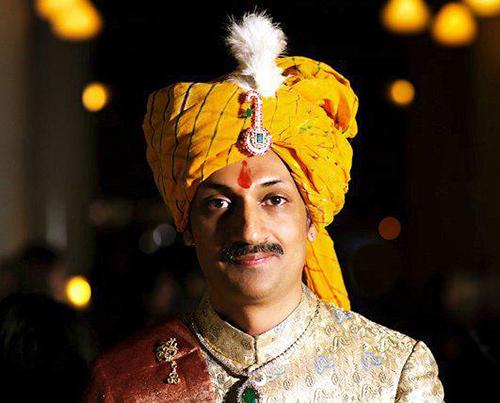Hoàng tử Manvendra Singh Gohil