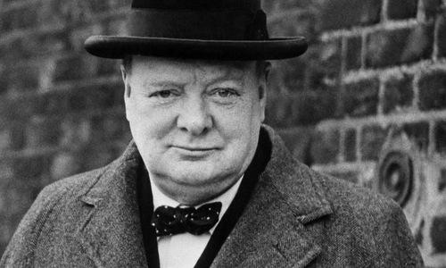 Thủ tướng Anh Winston Churchill. Ảnh: Wikipedia.