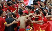 Tâm thư gửi những người ném đá U23 Việt Nam