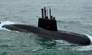 Tàu ngầm Argentina có thể bị nghiền nát bởi vụ nổ mạnh ngang 5 tấn TNT