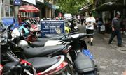 'Tăng cường thu phí xe máy sẽ giảm được vấn nạn kẹt xe'