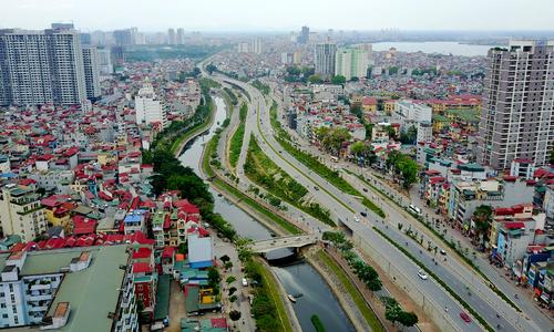 7 tuyến đường có vốn đầu tư đắt ở Hà Nội