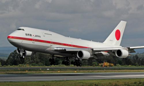 Một chiếc máy bay Boeing 747. Ảnh:lovinmalta.