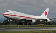 Chuyên cơ của Thủ tướng Nhật rơi linh kiện khi bay