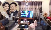 Biệt thự hơn 100 mét vuông của Hoa hậu Thu Ngân và chồng doanh nhân