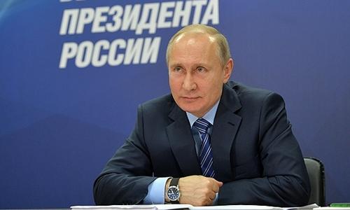 74% người Nga sẵn sàng bỏ phiếu cho ông Putin