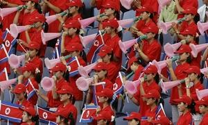 Phái đoàn Olympic Triều Tiên đến Hàn Quốc như thế nào?