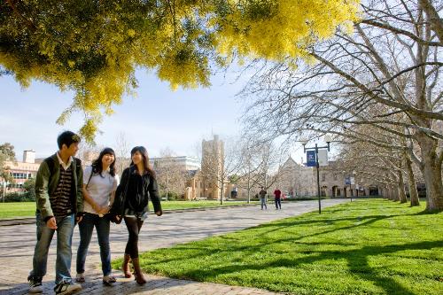 Ngày hội tư vấn, tiếp nhận hồ vào Đại họcMelbourne, Australia - 1