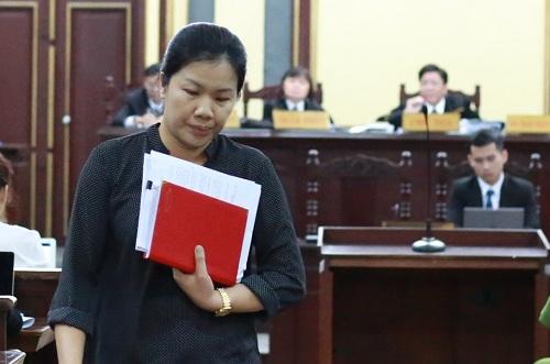Điều tra viên Bộ Công an. Ảnh: Quỳnh Trần.