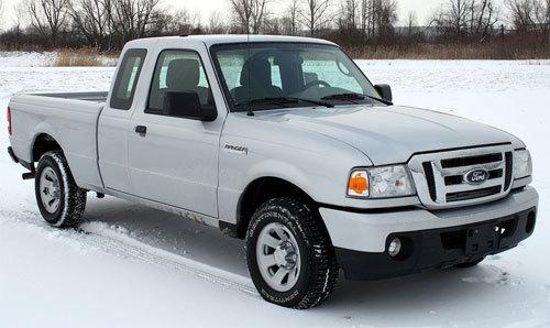 Ford Ranger thế hệ mới - động cơ EcoBoost, hộp số 10 cấp