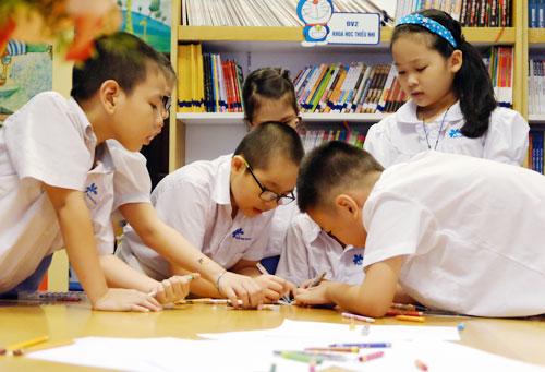 Môn Tự nhiên và Xã hội sẽ dạy học sinh phòng tránh thiên tai