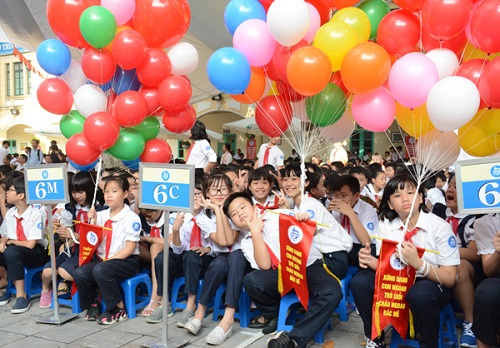 Giám đốc Sở Giáo dục Hà Nội cho biết trên toàn thành phố hiện thiếu trên 9.000 giáo viên. Ảnh minh hoạ: Hoàng Thuỳ.