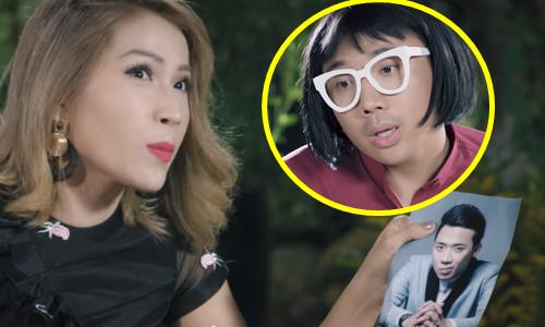 Trấn Thành bị bạn gái mới mắng té tát vì 'sống ảo'