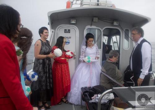 Người phụ nữ Anh kết hôn cùng 'hồn ma' cướp biển