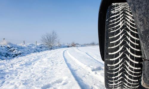 Lái xe ở xứ ngập tuyết có gì đặc biệt