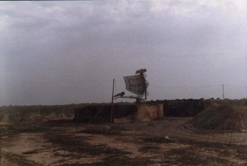 Đài radar cảnh giới của Pháp đặt tại Chad. Ảnh: War is Boring.