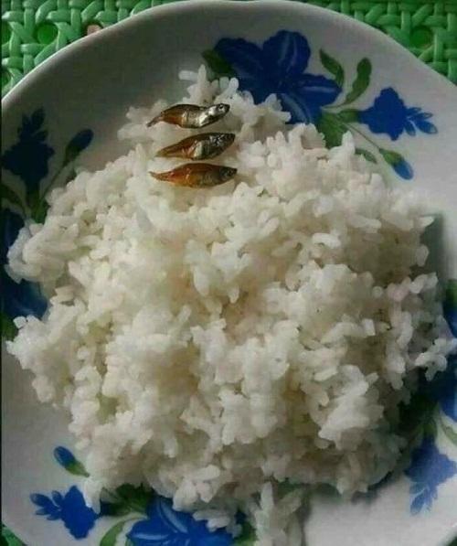 Bữa cơm những ngày cuối năm.