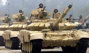 Ấn Độ gắn tên lửa diệt mục tiêu từ 8 km cho xe tăng T-90