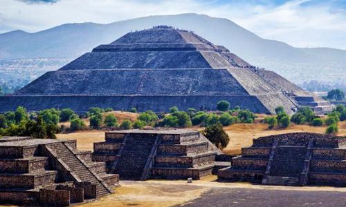 Mexico trải qua nhiều thay đổi khi người châu Âu đến. Ảnh: News.com.au.