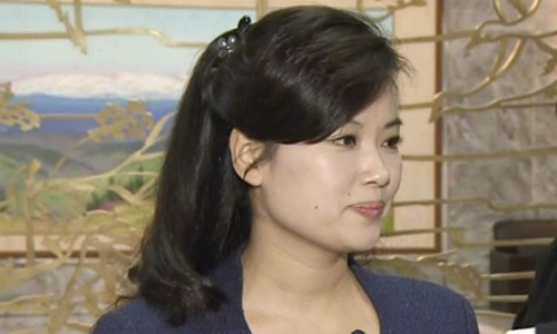 Bóng hồng đứng đầu nhóm nhạc mỹ nữ Triều Tiên