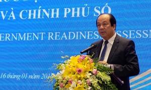 Việt Nam sẵn sàng xây dựng Chính phủ số
