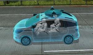 Công ty Mỹ thử nghiệm xe tự lái không vô-lăng