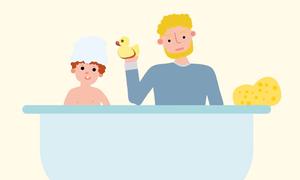 Bảy gợi ý giúp phụ huynh gần gũi với trẻ