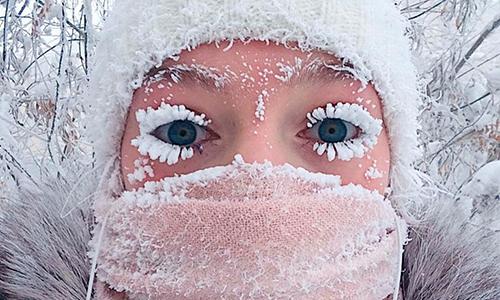 Ngôi làng lạnh nhất thế giới ở Nga