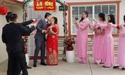 Vợ chồng Mỹ gốc Việt kể chuyện bị cướp tiền mừng trong đám cưới
