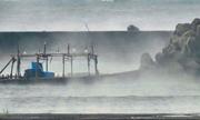 'Tàu ma' cùng 8 thi thể bị nghi là người Triều Tiên dạt vào Nhật Bản