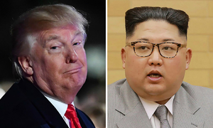 Triều Tiên lên án Trump sau so sánh về nút hạt nhân